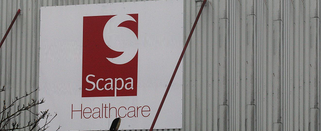 Scapa Healthcare Enhances Manufacturing and Innovation Capabilities at its Knoxville, TN Center of Excellence